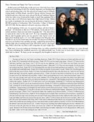 Corbett Christmas Letter 2004 PDF