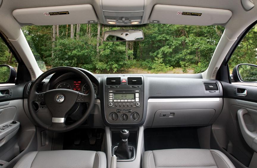 AutoChannel inside VW TDI