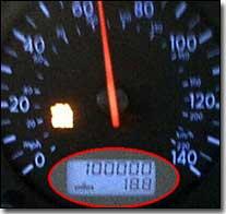 2001 VW Jetta TDI reaches 100,000 miles