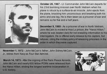 John McCain Timeline p2