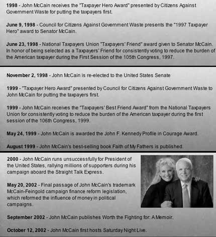 John McCain Timeline p4