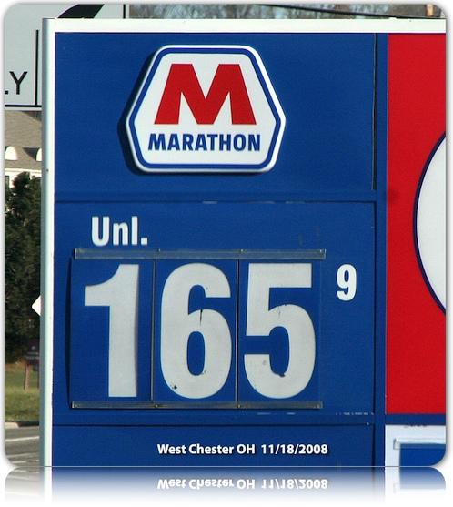 Marathon at $1.65