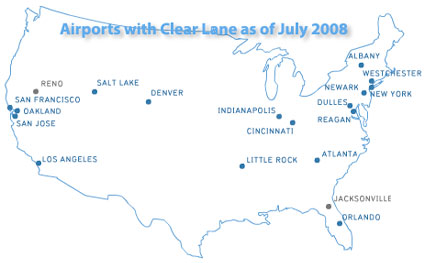 clear lane