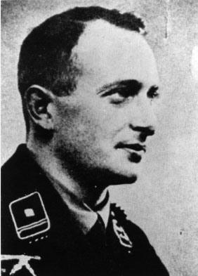 Adolf Eichmann in 1933