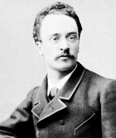 Rudolf Diesel in 1883