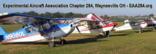 Banner from EAA284.org