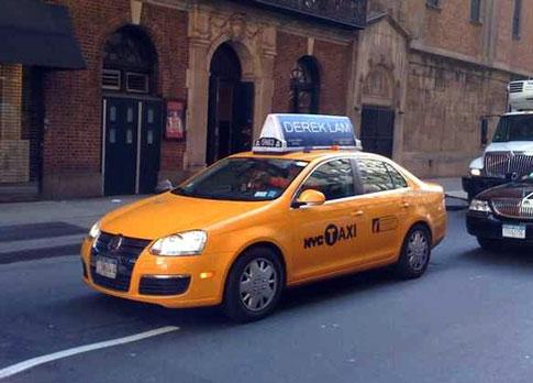 фольксваген джетта такси