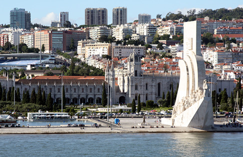 Lisbon Waterfront and Lisbon Cathedral