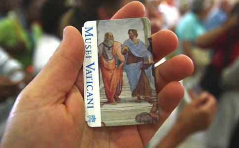 Musei Vatican Ticket