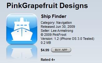 Shipfinder