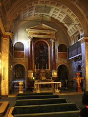 Small Church in Old Rome
