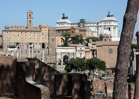 View of Old Rome