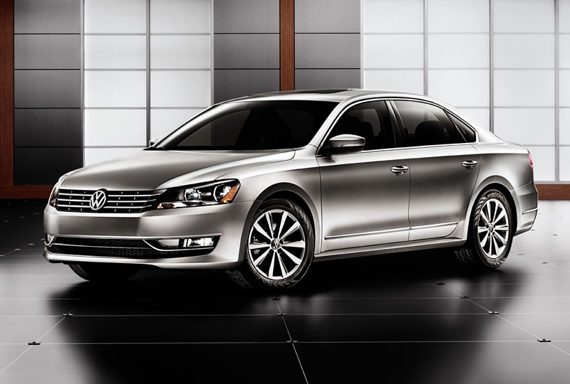 More on the 2012 Volkswagen Passat TDI | My Desultory Blog