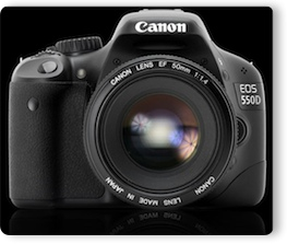 Canon 550D/T2i