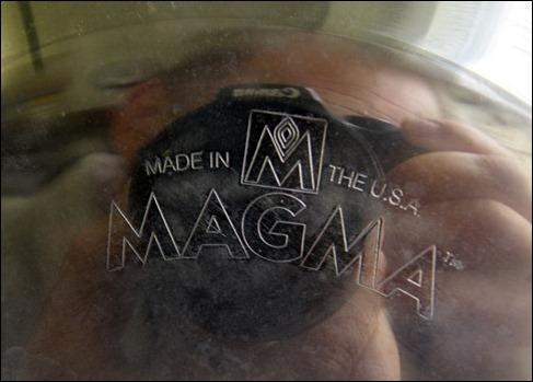 MagmaGrill