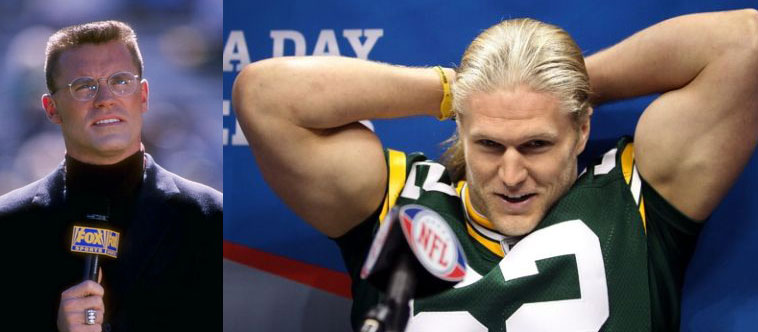 Howie Long and Clay Matthews