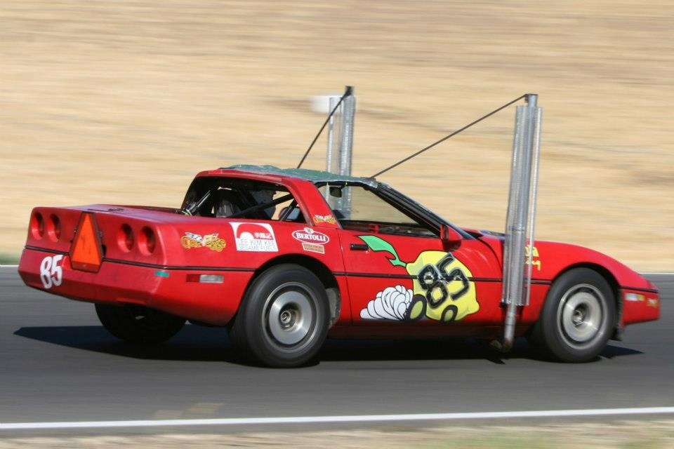 24 Hours Of Lemons >> Running A Corvette On Veggie Oil In The 24 Hours Of Lemons My