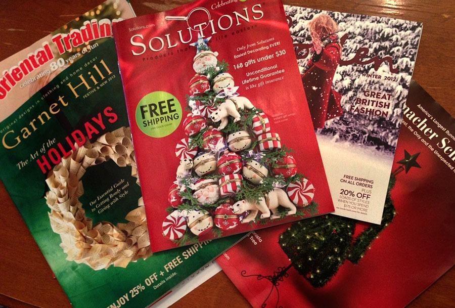 Christmas Catalogs.Christmas Catalogs A Plenty It Must Be Halloween My