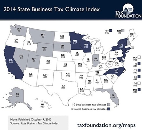 2014statetaxclimate