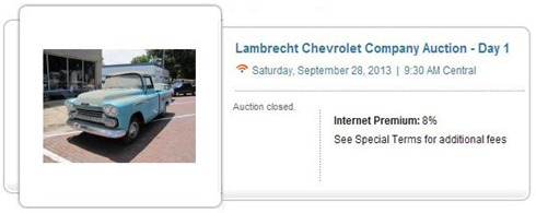 auctionLambrechtChevrolet