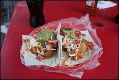 No 1 Shrimp Taco in La Paz
