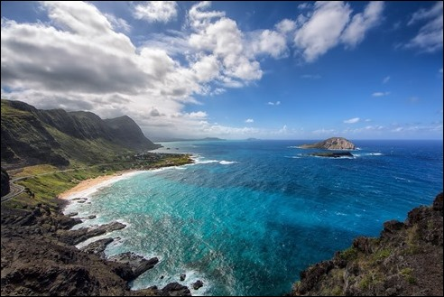 MakapuuLookoutOahuHawaii