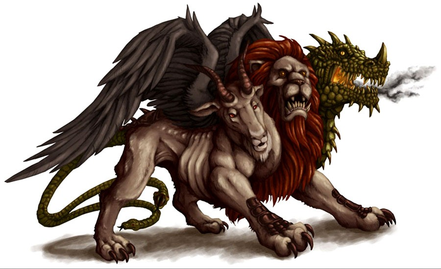 Word For Today Chimera A Fanciful Mental Illusion My