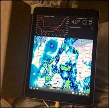 iPadAir2MyRadarapp