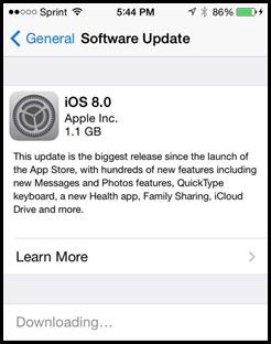 sprint_iphone5s_ios8_update140917