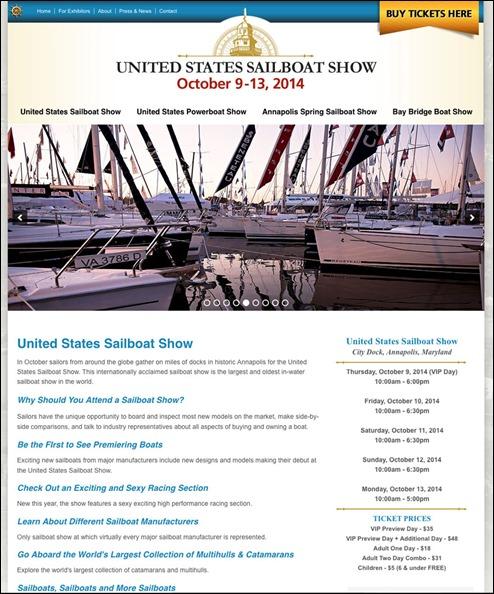 UnitedStatesSailboatShowOct2014
