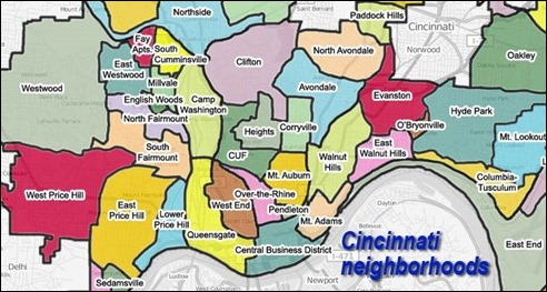 CincinnatiOH_neighborhoods