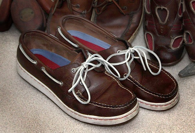 care for sperry top-sider shoes a \/obituaries death