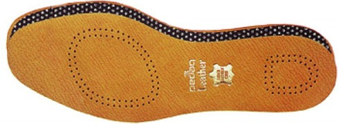 New Sperry Topsider insoles from