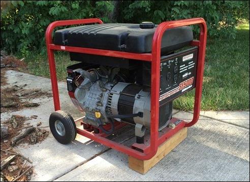 GeneracGenerator9HP