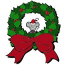 Free-christmas-clipart-wreaths