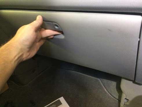 Honda Odyssey Needs A Cabin Air Filter Hondaodysseyglovebox