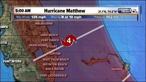 HurricaneMatthewProj161005