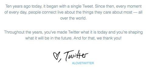 Twitter10years