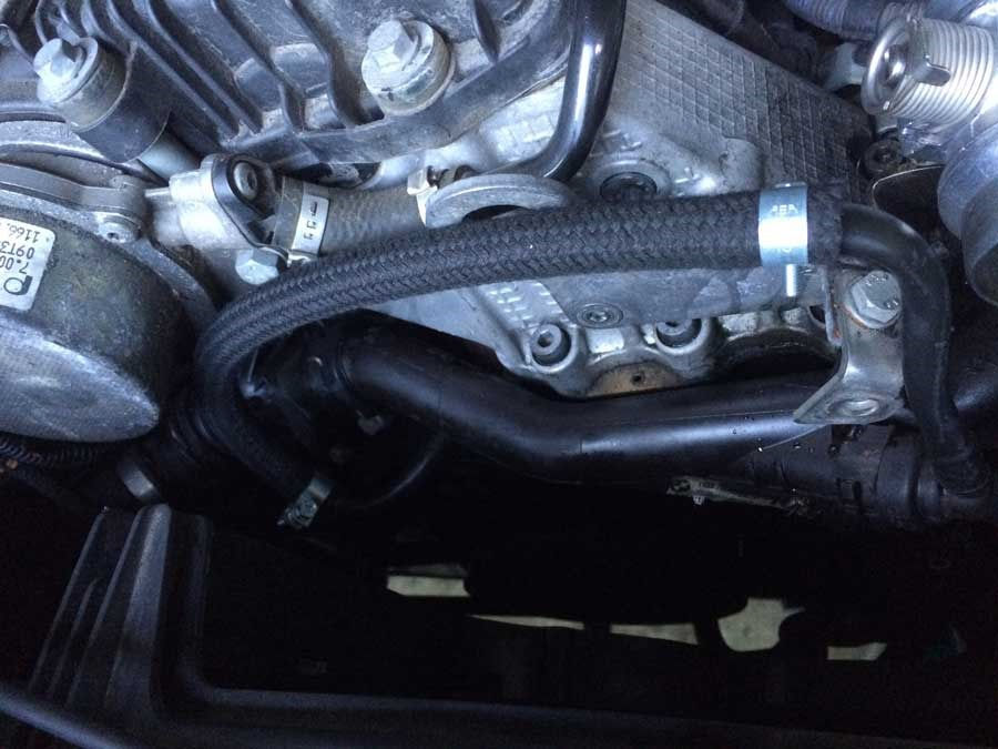 An EGR Race Pipe mod for the BMW X5 35d diesel SUV | My