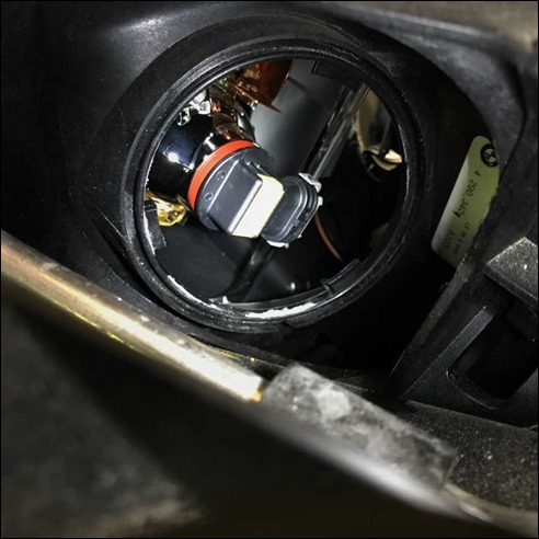 BMWX5DaytimeRunningLight