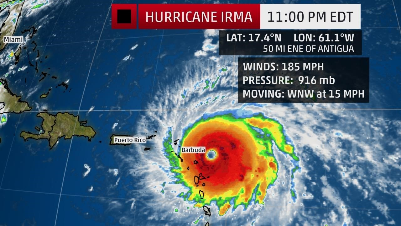 islands under the gun as florida prepares for hurricane irma