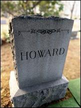 HowardTombstone