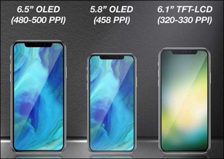 iphonex2018lineup