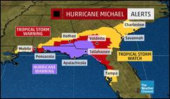 HurricaneMichaelAlerts181009
