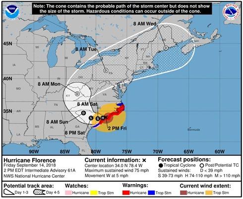 HurricaneFlorence180914_1630