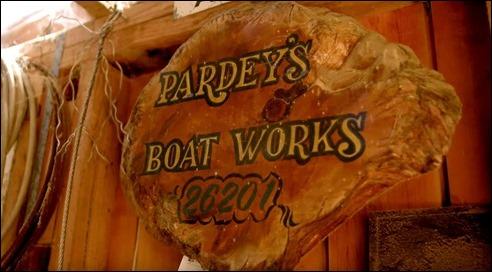 PardeyBoatWorksSign