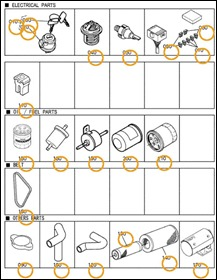 KubotaZD326s_CommonParts