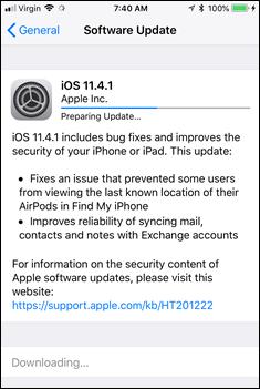 AppleiOS11.4.1update180710