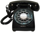 rotary-dial-tellephone