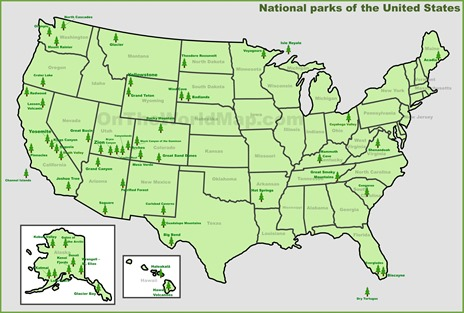 usa-national-parks-map